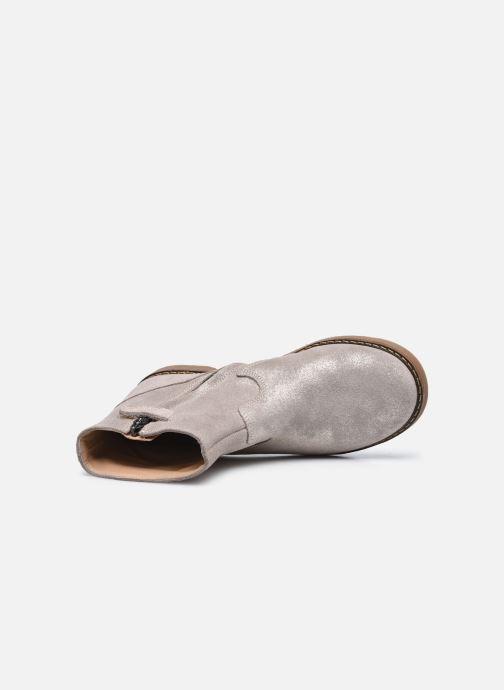 Stiefeletten & Boots Pom d Api Trip Boots beige ansicht von links