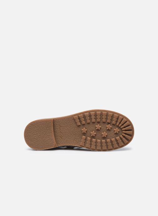 Stiefeletten & Boots Pom d Api Trip Boots beige ansicht von oben