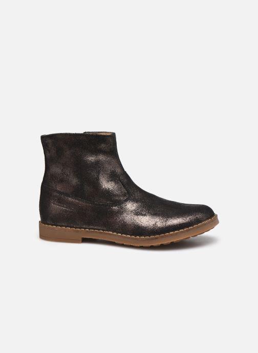 Bottines et boots Pom d Api Trip Boots Noir vue derrière