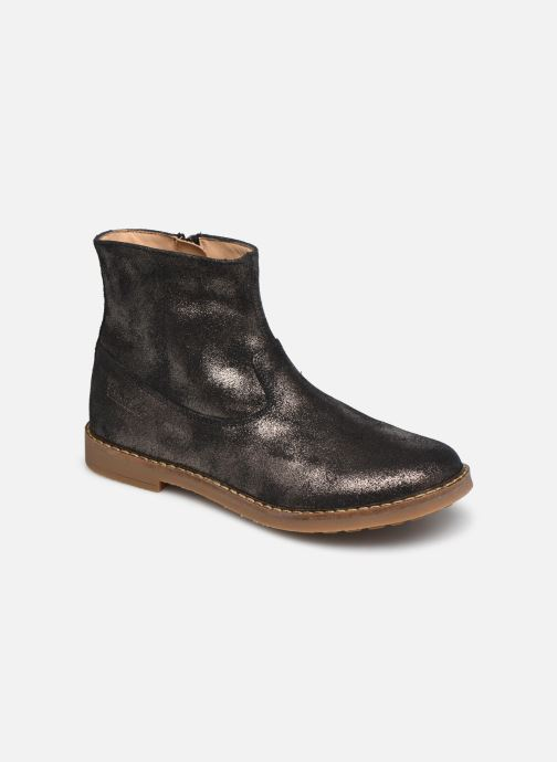 Boots en enkellaarsjes Pom d Api Trip Boots Zwart detail