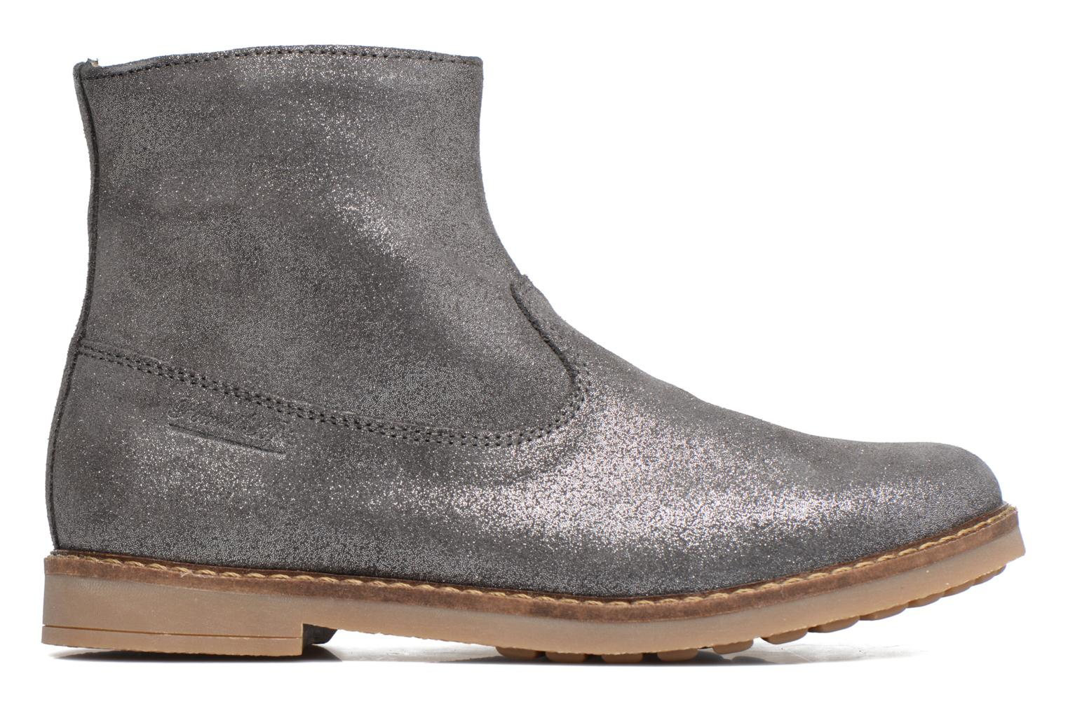 Ankle boots Pom d Api Trip Boots Grey back view