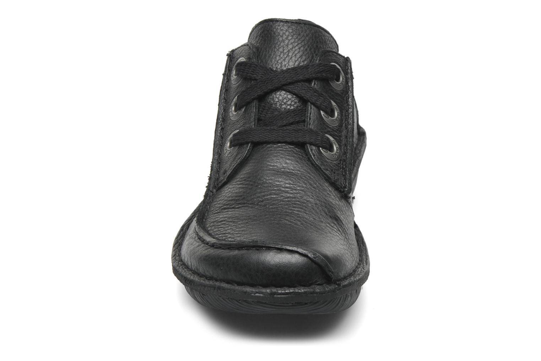 Chaussures à lacets Clarks Funny Dream Noir vue portées chaussures