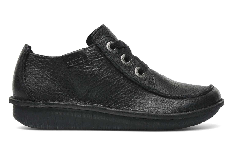 Chaussures à lacets Clarks Funny Dream Noir vue derrière