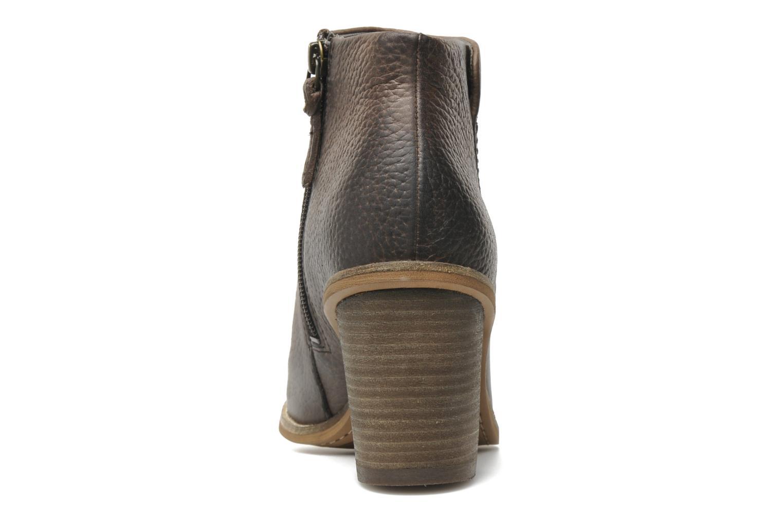 Bottines et boots Clarks Marble Cool Marron vue droite