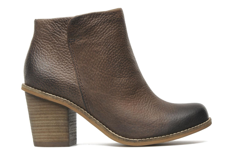 Bottines et boots Clarks Marble Cool Marron vue derrière