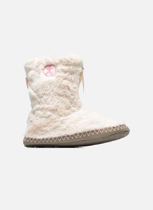 Pantofole BEDROOM ATHLETICS Monroe Beige immagine posteriore