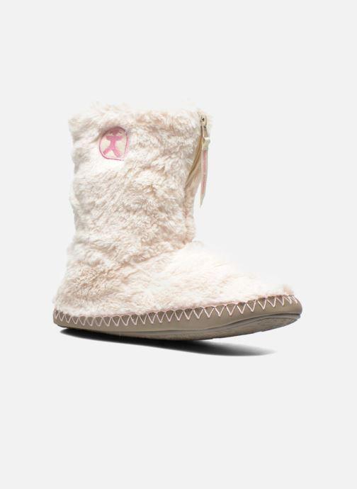 Pantofole BEDROOM ATHLETICS Monroe Beige vedi dettaglio/paio