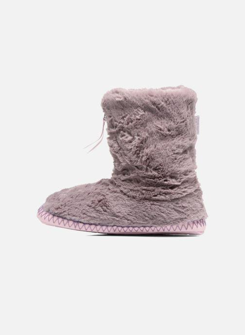 Pantofole BEDROOM ATHLETICS Monroe Viola immagine frontale