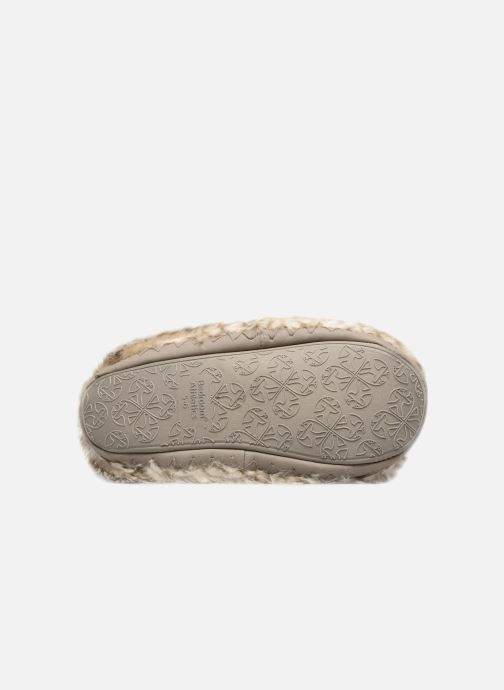 Slippers BEDROOM ATHLETICS Cole Beige view from above