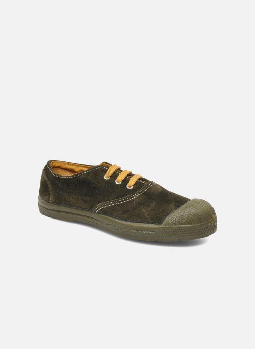 Sneakers Bensimon Tennis Suedes Unies E Marrone vedi dettaglio/paio