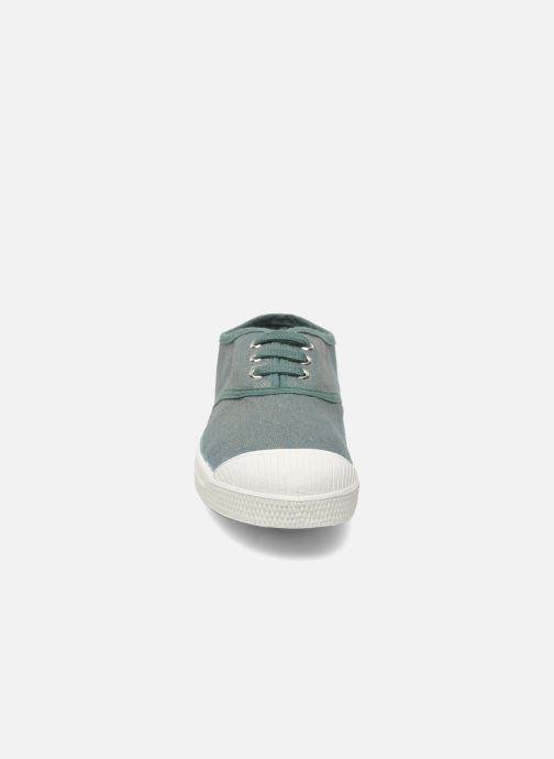 Sneakers Bensimon Tennis Glossy E Groen model
