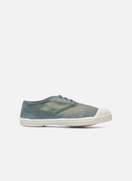 Sneakers Bensimon Tennis Glossy E Groen achterkant