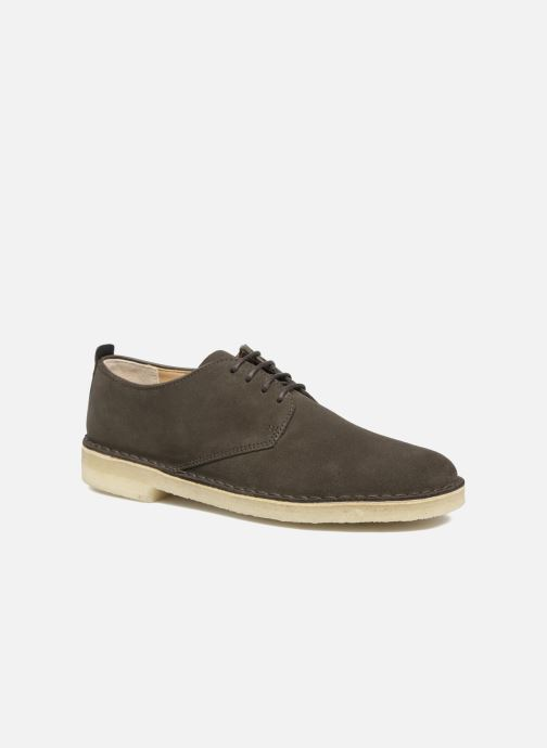 Clarks Originals Desert London (Gris) Zapatos con cordones