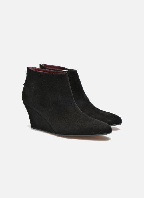 Bottines et boots Avril Gau Loty Noir vue 3/4