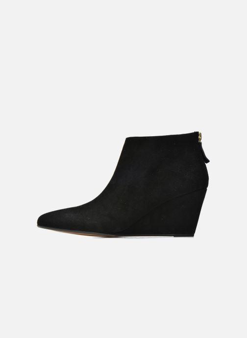 Bottines et boots Avril Gau Loty Noir vue face