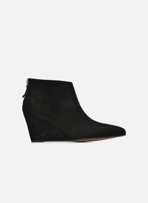 Boots en enkellaarsjes Avril Gau Loty Zwart achterkant