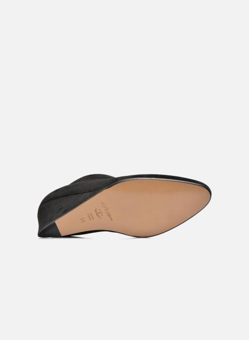Bottines et boots Avril Gau Loty Noir vue haut