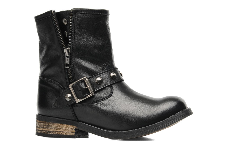 Bottines et boots Buffalo Biman Noir vue derrière