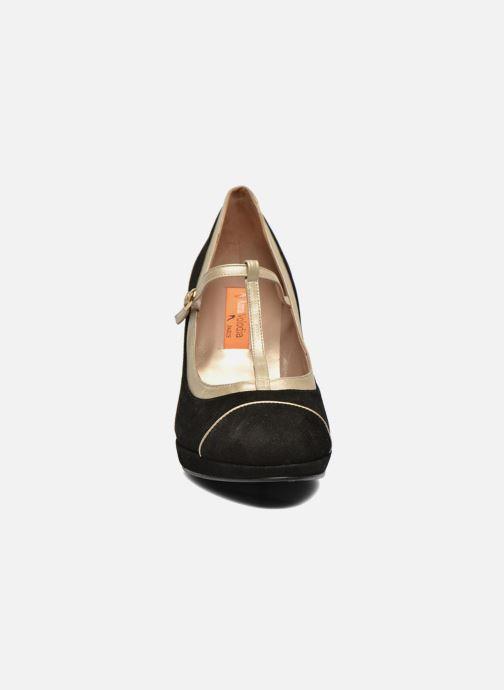 Zapatos de tacón Anna Volodia Marcia Negro vista del modelo