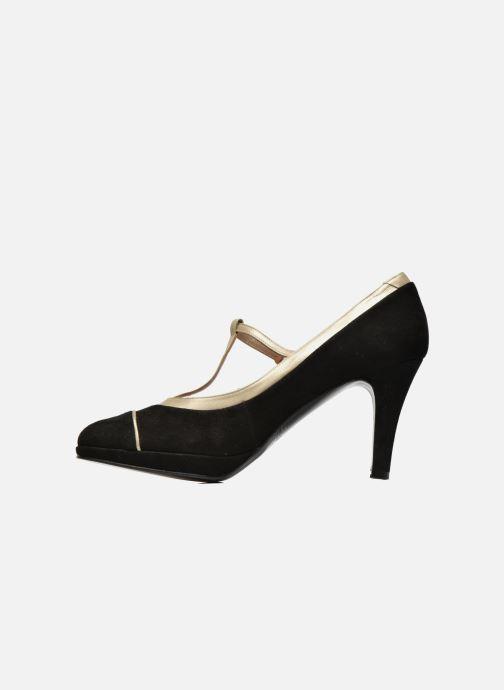 Zapatos de tacón Anna Volodia Marcia Negro vista de frente