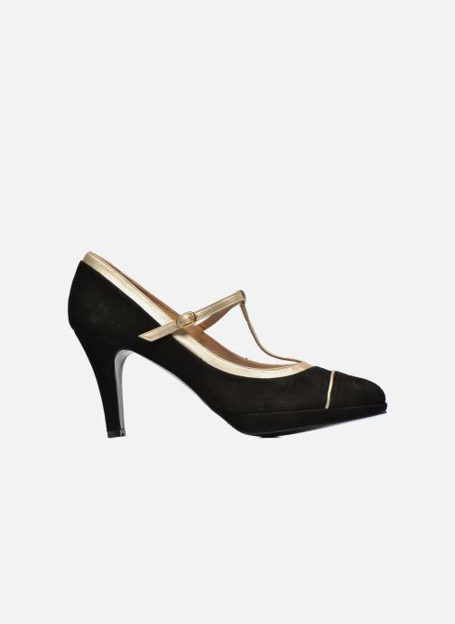 Zapatos de tacón Anna Volodia Marcia Negro vistra trasera