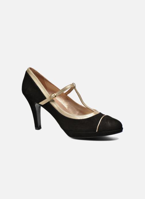 Zapatos de tacón Anna Volodia Marcia Negro vista de detalle / par