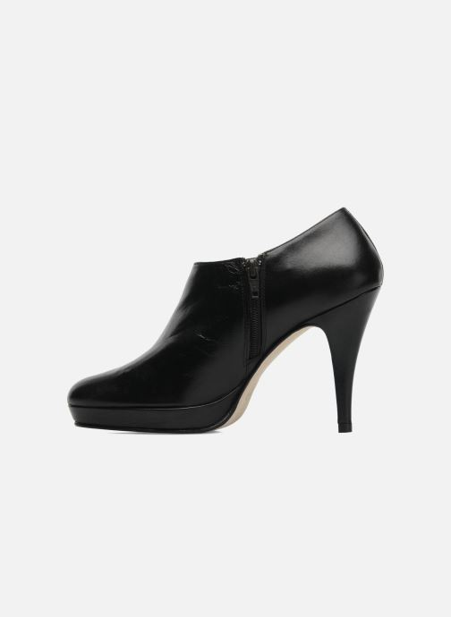 Boots en enkellaarsjes Anna Volodia Anabel Zwart voorkant