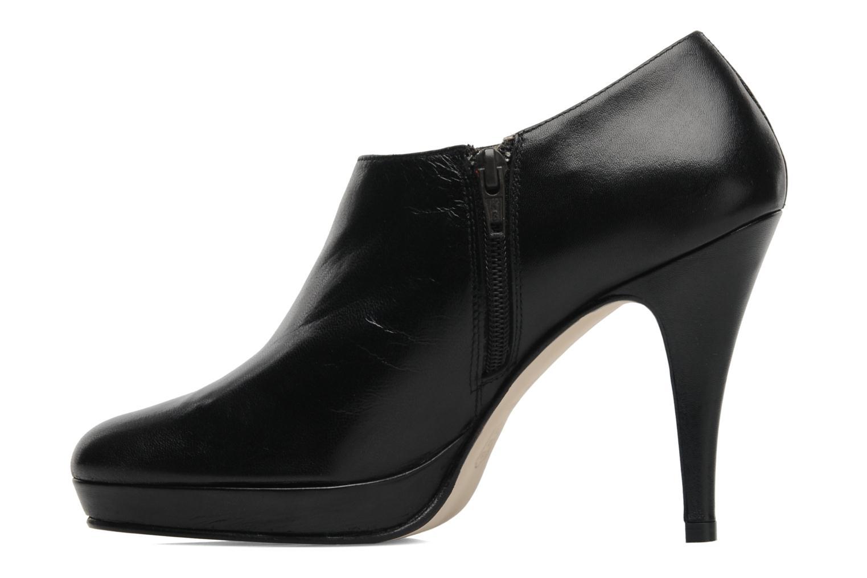 Bottines et boots Anna Volodia Anabel Noir vue face