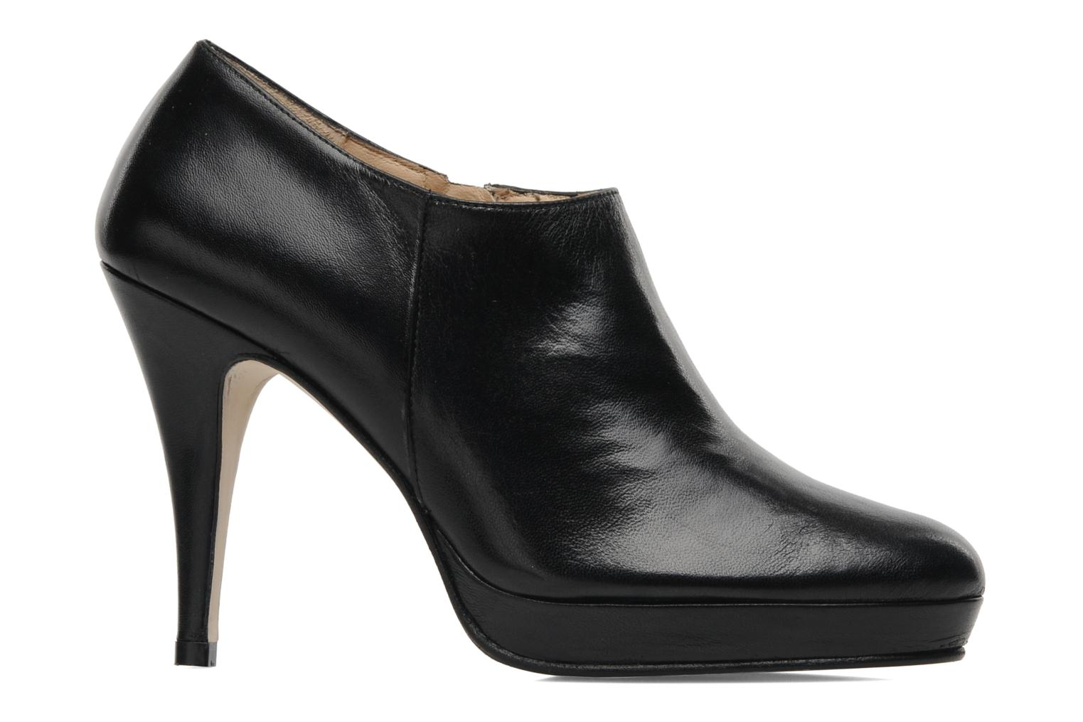 Ankle boots Anna Volodia Anabel Black back view