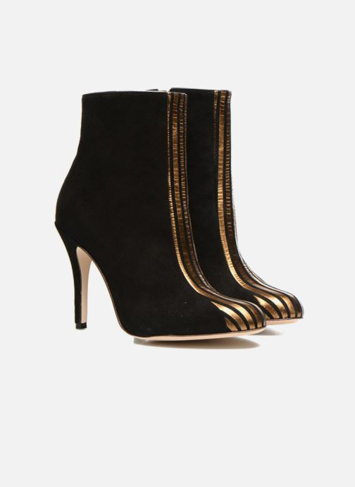 Ankle boots Fred Marzo Titop Boot Black 3/4 view