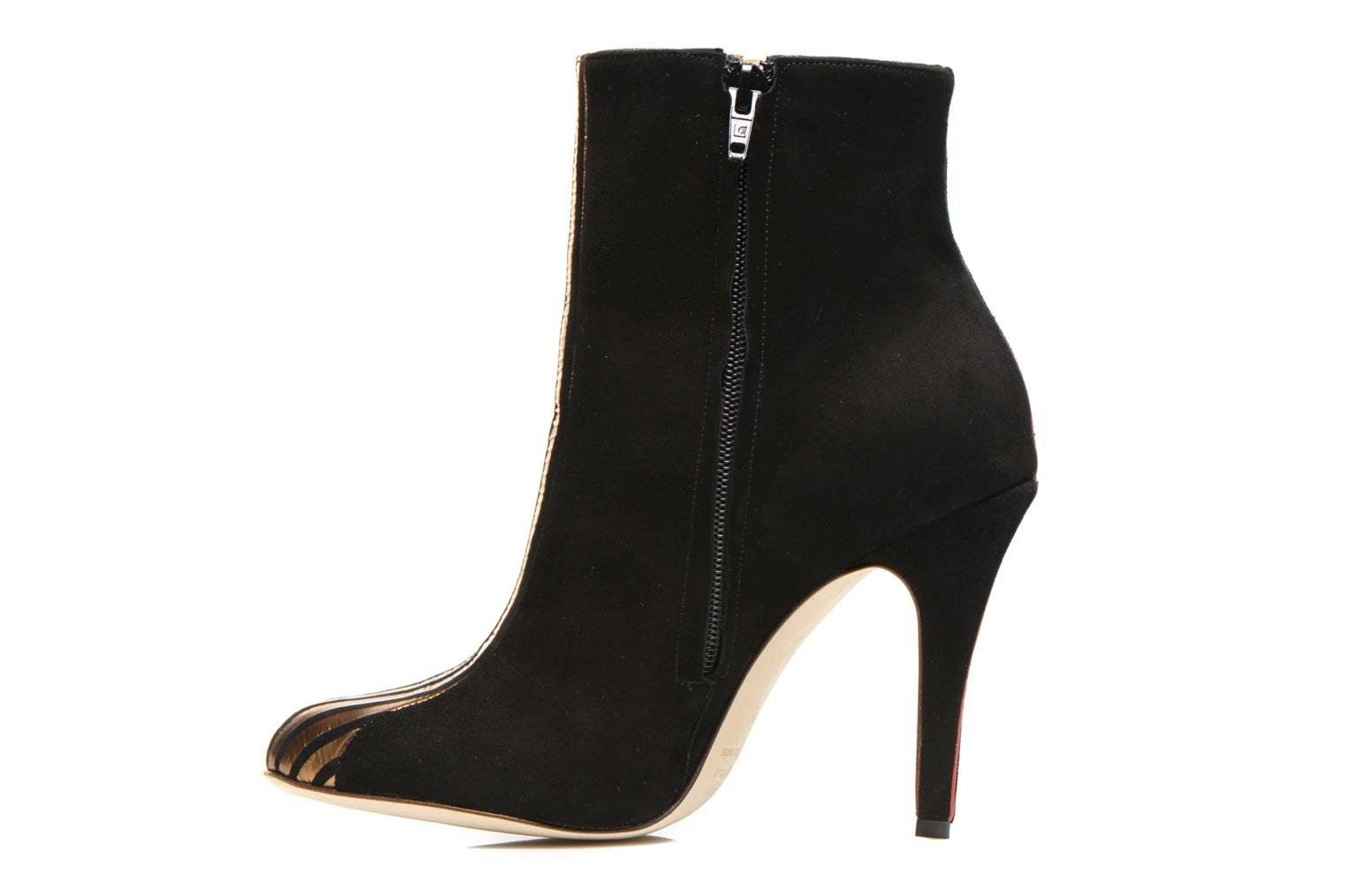 Ankle boots Fred Marzo Titop Boot Black front view