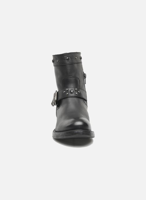 Stiefeletten & Boots Unisa Ican schwarz schuhe getragen