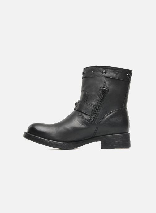 Stiefeletten & Boots Unisa Ican schwarz ansicht von vorne