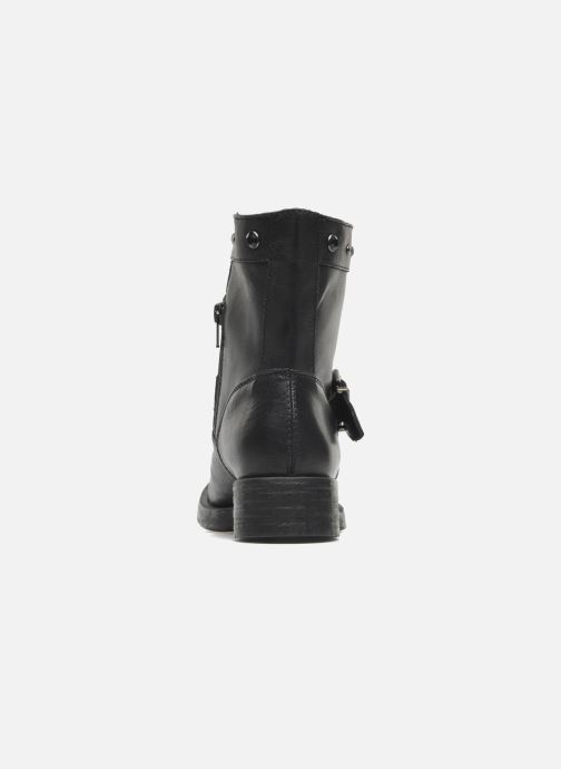 Ankle boots Unisa Ican Black view from the right