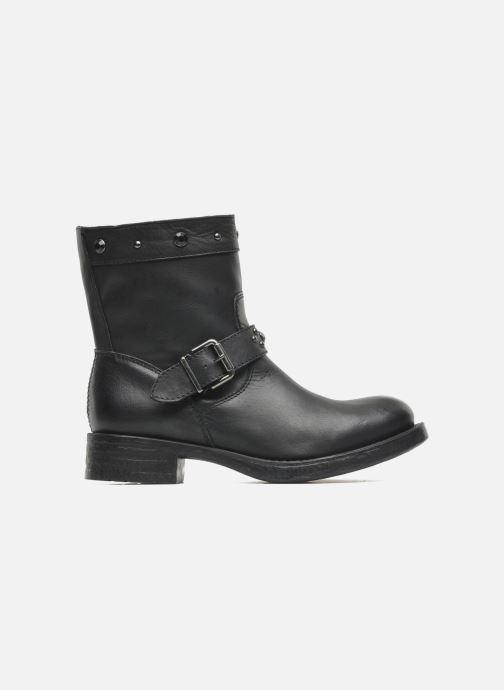 Stiefeletten & Boots Unisa Ican schwarz ansicht von hinten