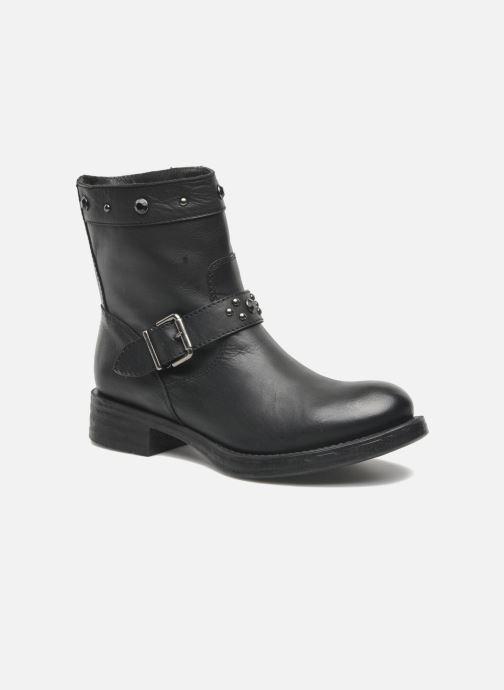 Stiefeletten & Boots Unisa Ican schwarz detaillierte ansicht/modell