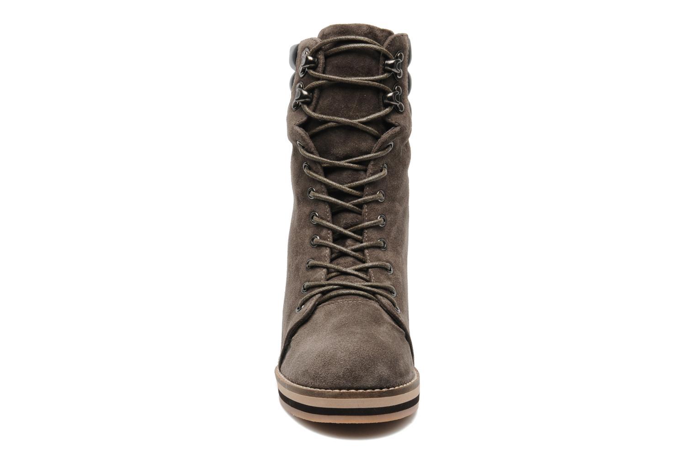 Bottines et boots Luciano Barachini Aconit Gris vue portées chaussures