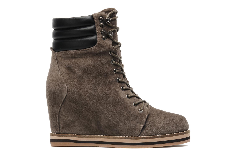 Bottines et boots Luciano Barachini Aconit Gris vue derrière