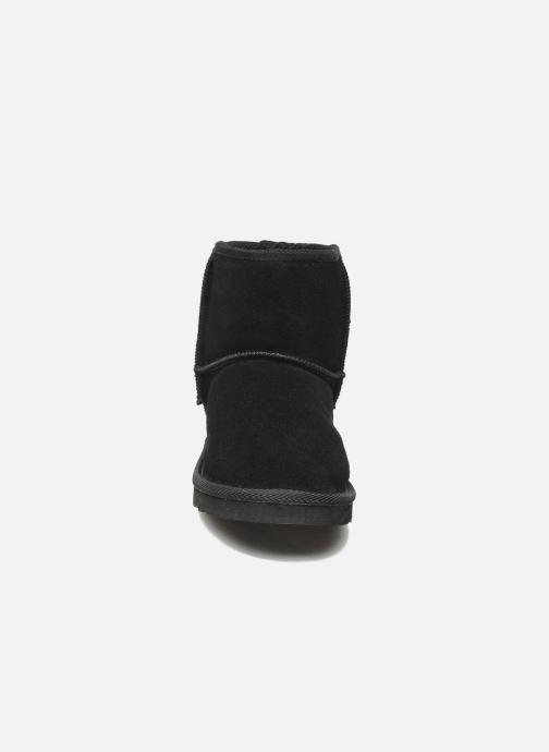 Stiefeletten & Boots Les Tropéziennes par M Belarbi Flocon schwarz schuhe getragen