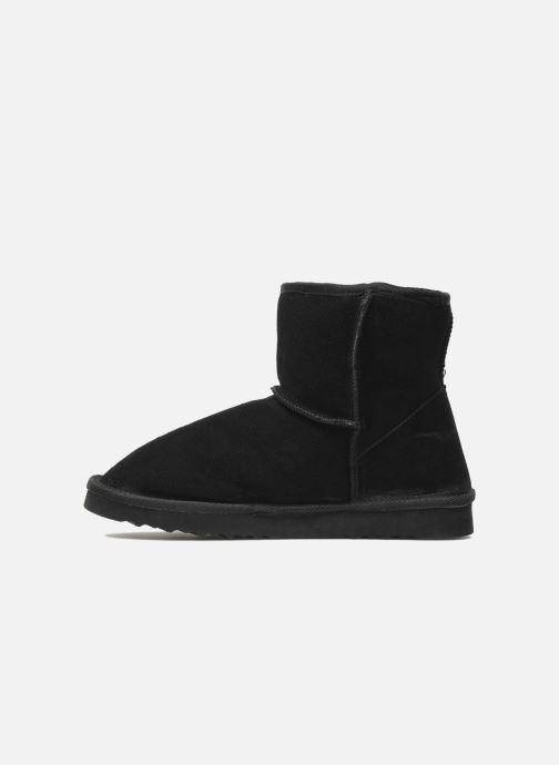 Stiefeletten & Boots Les Tropéziennes par M Belarbi Flocon schwarz ansicht von vorne