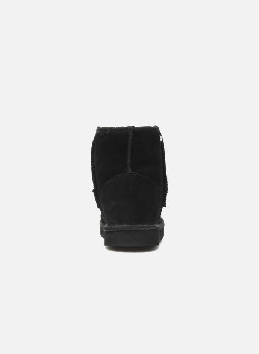 Stiefeletten & Boots Les Tropéziennes par M Belarbi Flocon schwarz ansicht von rechts