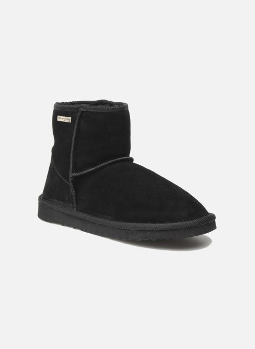 Stiefeletten & Boots Les Tropéziennes par M Belarbi Flocon schwarz detaillierte ansicht/modell