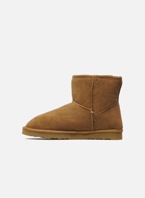 Stiefeletten & Boots Les Tropéziennes par M Belarbi Flocon braun ansicht von vorne