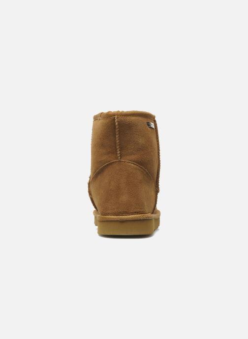 Ankle boots Les Tropéziennes par M Belarbi Flocon Brown view from the right