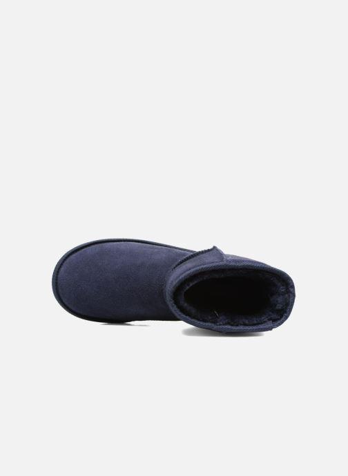 Bottines et boots Les Tropéziennes par M Belarbi Flocon Bleu vue gauche