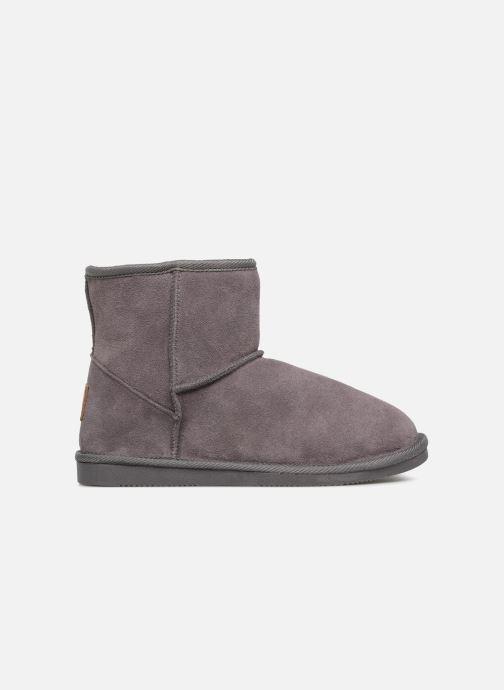 Bottines et boots Les Tropéziennes par M Belarbi Flocon Gris vue derrière