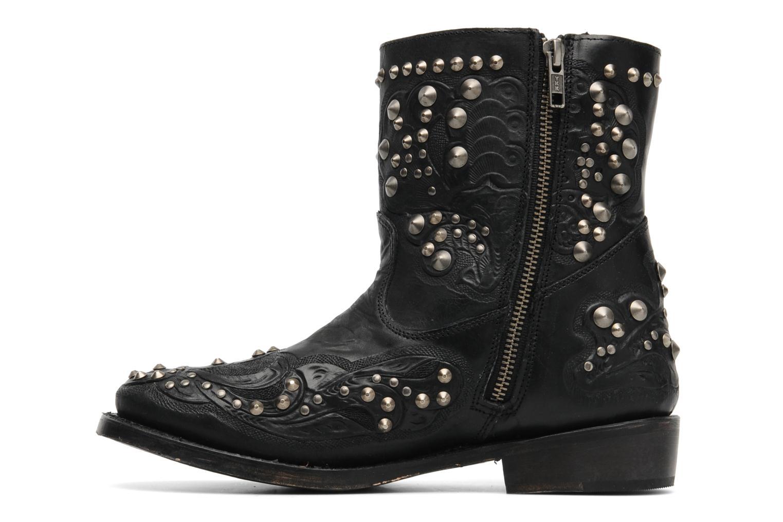 Bottines et boots Ash Volcano Noir vue face