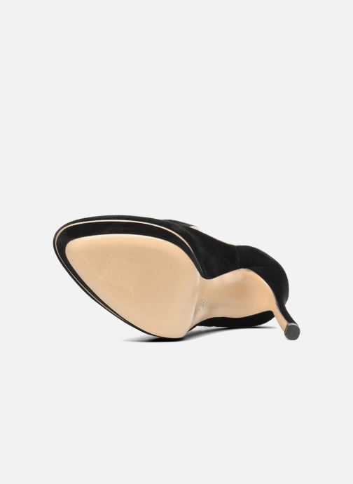 softpearl Queensuede Bottines crema Et Carlucci Black Casadei Boots Yfg7by6