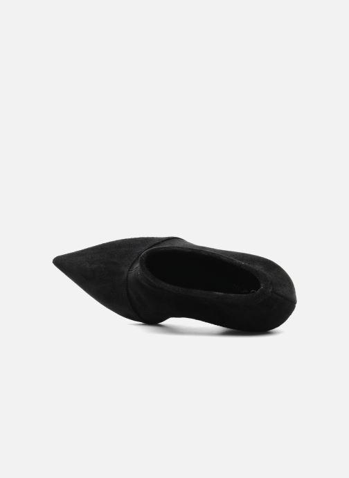 Bottines et boots Casadei Nete Noir vue gauche