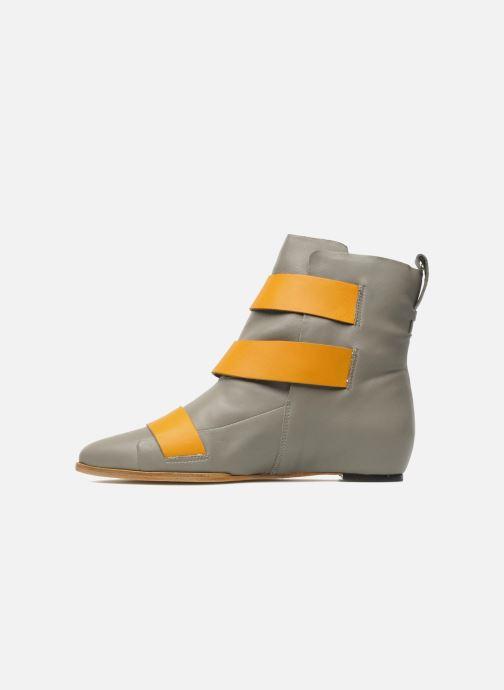 Boots en enkellaarsjes Skin by Finsk Sadie Grijs voorkant